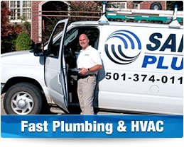 Little Rock Ar Plumber Plumbers Little Rock Sanders Plumbing