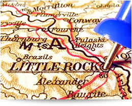 Servicing Little Rock, AR